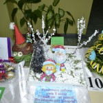 """Виставка дитячих творчих робіт """"У казковий час Новий рік прийшов до нас"""""""
