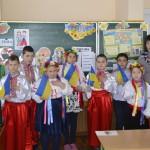 """Відкритий урок """"Україна - наша Батьківщина"""" у 3 класі"""
