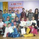 """Спортивно-ігрова програма """"Козацькі розваги"""""""
