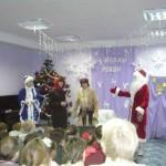 Новорічні вітання від Харківської обласної бібліотеки для дітей
